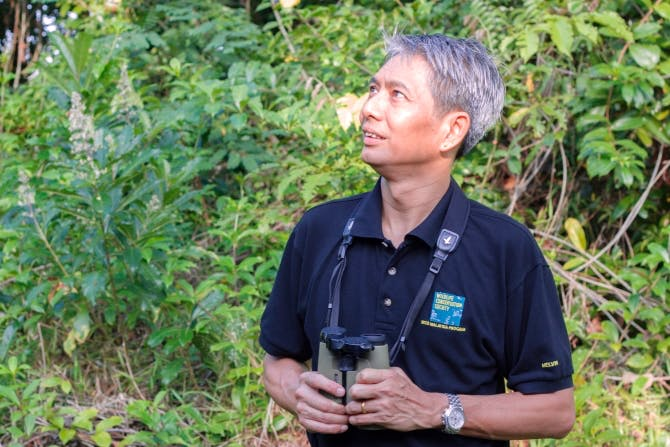 Melvin Gumal profile