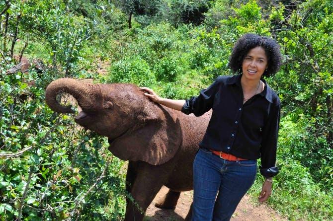 Paula Kahumbu profile