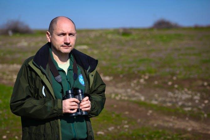 Stoycho Stoychev wins Natura 2000 Award
