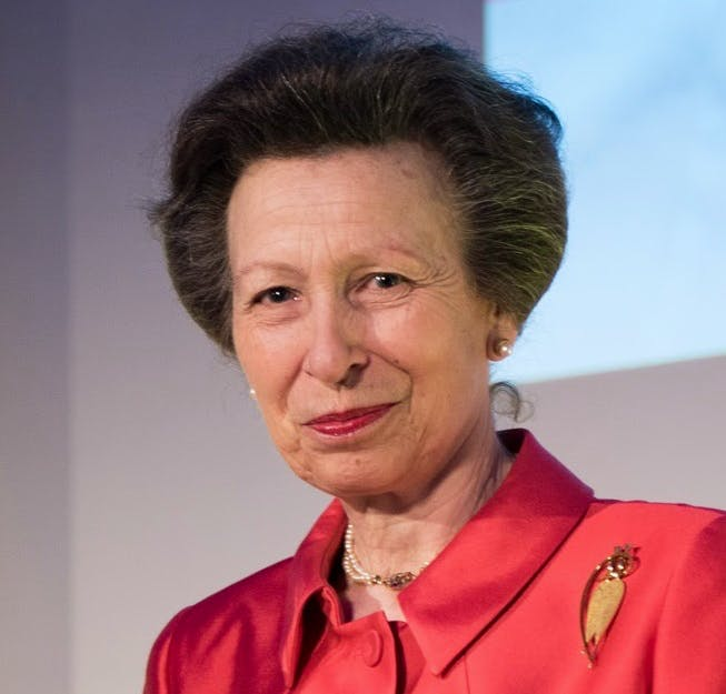 Image for HRH The Princess Royal, WFN Patron