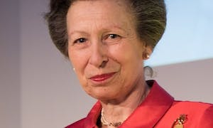 Image for 'HRH The Princess Royal, WFN Patron