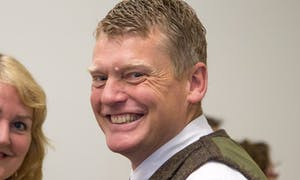 Image for 'Tom Heap, WFN Ambassador